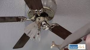 Replacing A Ceiling Fan With A Chandelier How To Replace A Ceiling Fan Homeclick