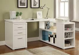 L Shaped Office Desk For Sale Coaster Furniture Yvette Office Desk Hayneedle