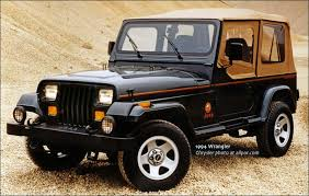 94 jeep wrangler top 1987 jeep wrangler yj an icon modernized