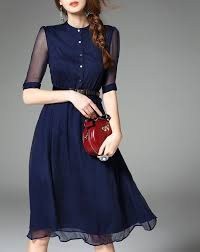 best 25 navy blue midi dress ideas on pinterest summer dress