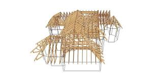 Hip Roof Trusses Prices Complex 9 Timber Trusses Truss Frame Construction Woodcon