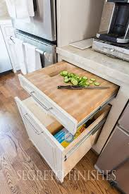 Pull Out Trash Can 15 Inch Cabinet Best 25 Pull Out Bin Ideas On Pinterest Kitchen Organization