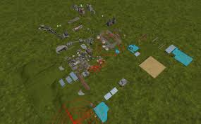 Blank Florida Map by Fs17 Blank 4fach Starter Map With Models And More Farming
