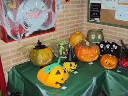 calabazas de halloween i concurso de calabazas de halloween creativas ies san juan del