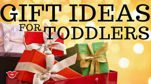 gift ideas for toddlers jaimie from millennial moms youtube