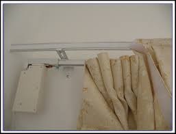 l shaped curtain rod canada curtains home decorating ideas