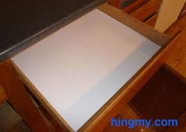 Kitchen Cabinet Drawer Liners by Drawer Liner For The Kitchen