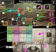 doors and rooms 6 9 game solver