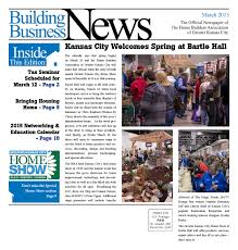 march 2015 bbn by home builders association of greater kansas city