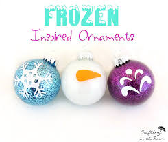 easy diy frozen ornaments undercover tourist