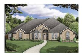new american house plans one story new american home with intricate layout hwbdo63639 new