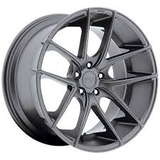 Black Rims For Mustang Niche Mustang Targa Wheel 19