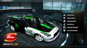 game design your own car need for speed customize your own cars mmorpg news mmosite com