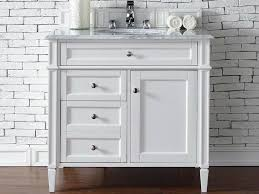 bathroom vanity cabinet no top wonderful contemporary 36 inch single bathroom vanity white finish