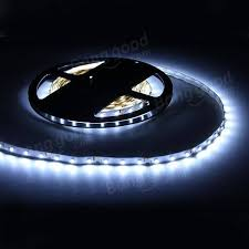 5m cool white 3528 smd led strip light non waterproof 12v dc 300 led