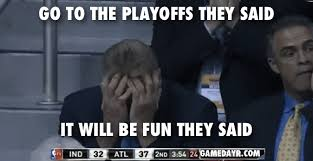 Pacers Meme - the p is for pathetic sportshoopla sports forums