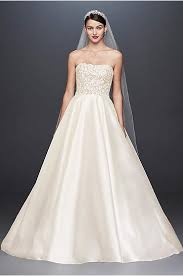 pictures of wedding dress wedding dresses bridesmaid dresses gowns david s bridal