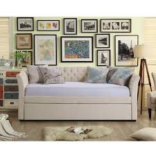 daybed images three posts milligan twin daybed with trundle reviews wayfair