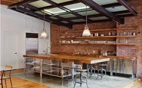cuisine style loft industriel 10 idées déco de cuisine style industriel deco cool