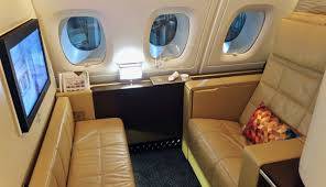Etihad A380 The Residence Etihad A380 First Class Apartment Overview Point Hacks