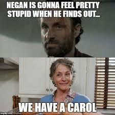 Carol Twd Meme - we have a carol twd pinteres
