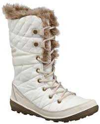 womens winter boots size 9 wide columbia s heavenly omni heat insulated waterproof lace up