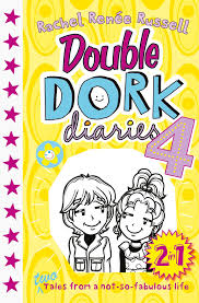 double dork diaries 4 book by rachel renee russell official