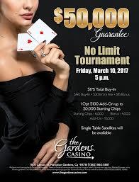 Hawaiian Gardens Casino Jobs by 50k No Limit Tournament U2013 Hawaiian Gardens Casino