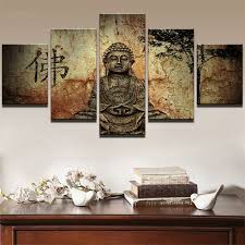 home decor buddha modern pictures vintage home decor buddhism paintings on canvas