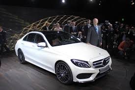 mercedes benz 2015 2015 mercedes benz c class first look video 2014 detroit auto show
