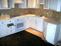 resurface kitchen cabinets cabinet refacing costs kitchen cabinet refacing carol g after