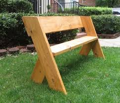 Wooden Benchs Best 20 Outdoor Wood Bench Ideas On Pinterest Diy Wood Bench