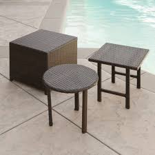 outdoor u0026 garden rattan wicker outdoor patio furniture set with