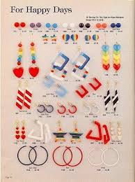 eighties earrings best 25 80s earrings ideas on 80s jewelry 80 s and 1980s