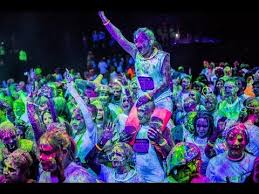 glow paint party ampersand neon glow paint party backstage live sat july 13th fv3