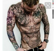 japanese stomach tattoos stomach tattoos
