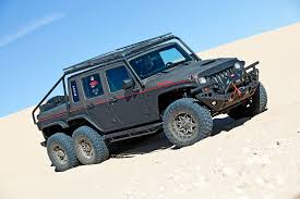 jeep bandit stock hell hog hellcat powered 2012 jeep wrangler unlimited 6x6