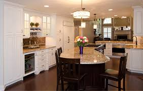 Center Island Kitchen Designs Creative Kitchen Design Manasquan New Jersey By Design Line Kitchens