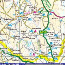 maps directions maps and directions alstonefield