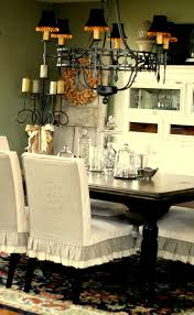 furniture killer dining room decoration with white floral parsons