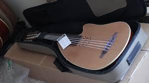godin multioud encore nylon sg acoustic electric natural sg