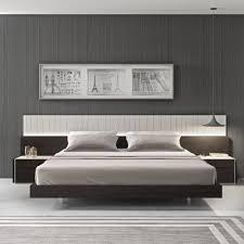 Contemporary Furniture Bedroom Sets Porto Modern Bedroom Set