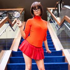 Velma Costume A Velma Costume Costumemodels Com