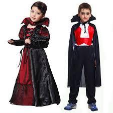 Halloween Costumes Vampires Cosplay Q228 Halloween Girls Costumes Vampire Queen Children