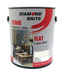 Home Depot 5 Gallon Interior Paint by Amazon Com Diamond Brite Paint 11200 5 Gallon Flat Latex Paint