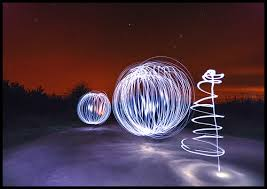 light spheres one one tripod one torch one flickr