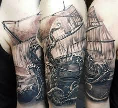 30 dashing ship tattoo designs and ideas for you to try instaloverz