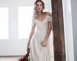 wedding dress the shoulder dress fw14 15 wedding dress boho wedding dress