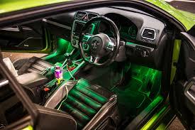 scirocco volkswagen interior scirocco central u2022 view topic interior led and colour footwells