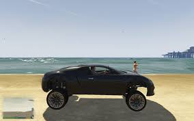 car suspension high suspension every car mesa and dubsta only option gta5